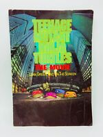 TMNT TEENAGE MUTANT NINJA TURTLES 1990 THE MOVIE POSTER BOOK