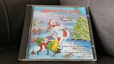 VA - children's fun songs, CD 100% tested VG cond.