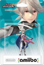 NIB Nintendo Super Smash Bros Series Amiibo Corrin Wii 3DS Switch US Version