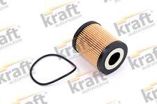KRAFT AUTOMOTIVE Ölfilter 1701610 Filtereinsatz für SAAB CADILLAC OPEL VECTRA CC