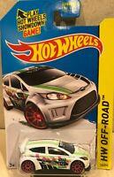 Hot Wheels '12 Ford Fiesta - Treasure Hunt