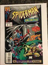 Spider-Man Unlimited #9 (Marvel)