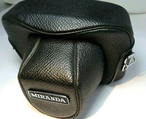 Miranda Sensorex Camera Case ever ready camera vintage genuine