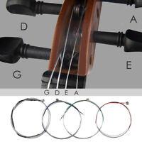 Ensemble de Remplacement E A D G Cordes pour Violon 3/4-4/4