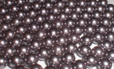 6mm Round Swarovski Crystal Mauve Pearls (5810) Package of 50