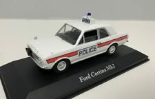Atlas Editions - FORD CORTINA MkII 'British Police Cars' - Model Scale 1:43