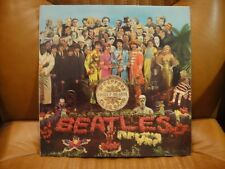 THE BEATLES - SGT. PEPPER`S LONELY... - UK - 1st PRESS - STEREO