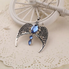 Fashion Jewelry Harry Potter Deathly Hallows Ravenclaw's Diadem Crown necklace