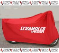 DUCATI SCRAMBLER INDOOR BIKE COVER CUSTOM FITTED WITH SOFT LINING (ALL MODELS)