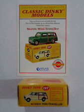 Atlas Editions Dinky Morris Mini-Traveller 197.