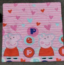 Peppa Pig Blanket