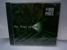 THE FIRES OF ORK-DEBUT CD (APOLLO, 1994) NAMLOOK/BIOSPHERE COLLAB  NEW SEALED
