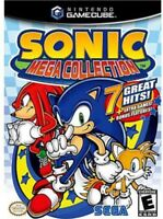 Sonic Mega Collection Nintendo Gamecube Game