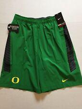 Nike Oregon Ducks Speed Vent Shorts Apple Green 623062 Mens Size M
