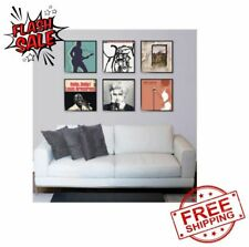 Record Album or Scrapbook Picture Frame 12.5 x 12.5 Set of 6 Styrene Face Sheet