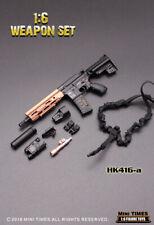 MINITIMES 1/6 1:6 HK416 gun USA ARMY 12' soldier Battlefield4 COD