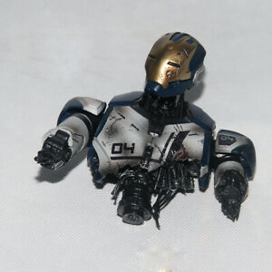HOTTOYS HT 1/6 MMS292 Avengers: Age of Ultron MK1 Damage Dead Body New In Stock