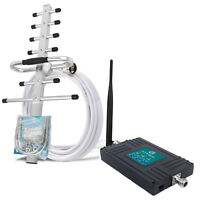850/1700/1900MHz Cell Phone Signal Booster 2G 3G 4G Repeater Amplifier Band5/4/2