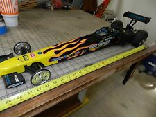 1/10 MEGATECH DARK THUNDER RC TOP FUEL DRAGSTER Rolliong Chassis