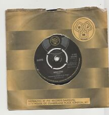"HARPO: MOVIE STAR/TEDDY LOVE: 7"" UK DJM 1974 EX/EX"
