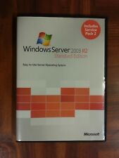 Microsoft Windows Server 2003 R2 Standard 5 CAL RETAIL