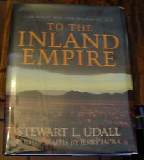 To The Inland Empire Stewart L Udall Signed Coronado and Our Spanish Legacy Look