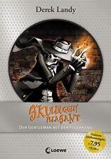 Skulduggery Pleasant - Der Gentleman mit der Feuerhand von Derek Landy (2013, Ge