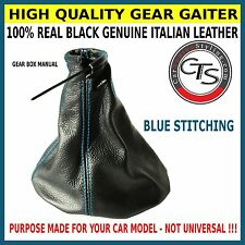 Astra Mk4 G Ts Punto Azul Gear Stick Perilla Tapa Polaina