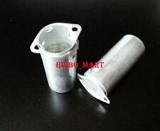2Pcs New Aluminum Vacuum tube Socket shield for 7pin preamp tubes valve 6Z4 6J5