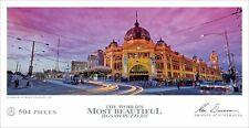 Ken Duncan Jigsaw Puzzle 504 Piece's Melbourne Flinders Street Station Vic