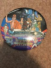 George Lucas' Super Live Adventure Badge, Star Wars very rare Vintage 1992