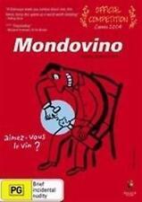 MONDOVINO Jonathan Nossiter DVD NEW