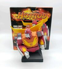Transformers Hotrod Porcelain Bust 2937/4000 Statue Hard Hero Jason Ray NEW