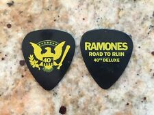 Ramones - Two Road To Ruin 40Th Anniversary Promotional Guitar Picks