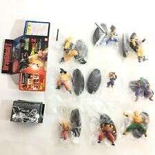 Bandai Dragon Ball Z Mini Figure Soul of Hyper Figuration Kaioken x3 9P Set