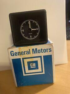 Vauxhall/Opel Dash Clock