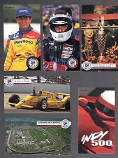 1995 SKYBOX Indy 500 Set Singles (Pick any One listed below)  MINT
