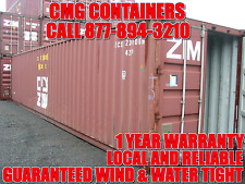 40' SHIPPING CONTAINER / STORAGE CONTAINER / 40' SHIPPING CONTAINER / NEWARK, NJ