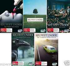 SIX FEET UNDER The Complete Series : SEASONS 1 - 5 : NEW DVD