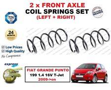 PER FIAT GRENDE PUNTO 199 1.4 16V T-Jet 2009- > IN POI 2x ant. BOBINA MOLLE Set