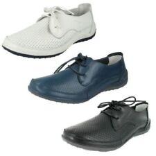 Chaussures plates et ballerines noires en cuir pour femme pointure 41