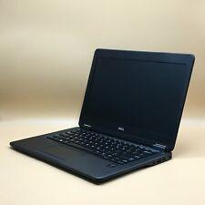 """New listing Dell Latitude E7250 12.5"""" Core I5-5300U @ 2.3Ghz 4Gb Ram 128Gb Hdd"""