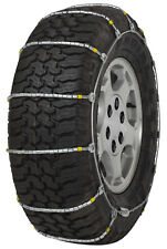 285/75-16 285/75R16 Cobra Jr Cable Tire Chains Snow Traction SUV Light Truck Ice