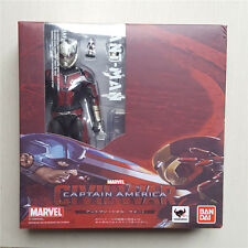 S .H .Figuarts Marvel Captain America Civil War Ant Man Action Figure New
