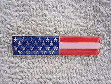 American Flag Citation Bar Enamel Uniform Bar US FLAG  New US Flag