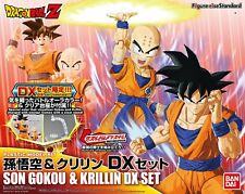 Maquette Bandai Dragon Ball Z - Son Gokou & Krillin set Figure Rise  Neuf  Boîte