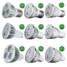 4W 5W E27 GU10 MR16 UV LED Ultraviolet Spotlight Lamp Light Mini Bulb AC85-265V