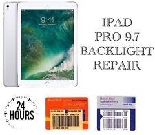 IPAD Pro 9.7 A1673 A1674 A1675 Backlight Repair Service
