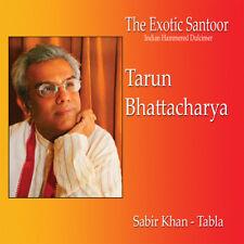 Tarun Bhattacharya - The Exotic Santoor [New CD] Manufactured On Demand