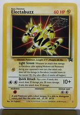 Electabuzz # 2 - NM / M - Black Star Promo Pokemon Card - $1 Combined Shipping